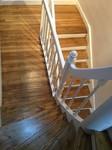mise en peinture escalier