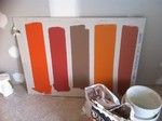 peinture, home staging